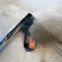 House and project insurance Greece - Fire insurance Greece